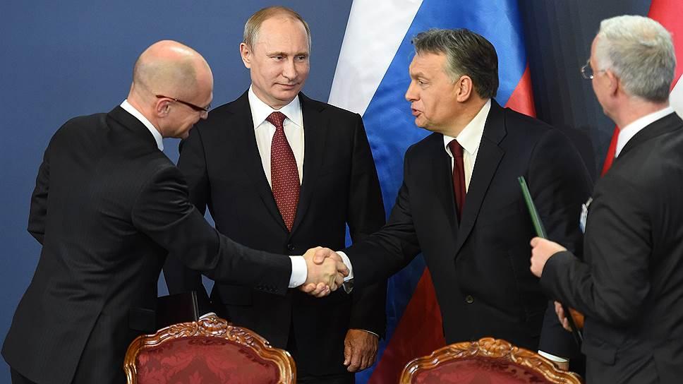 Как Владимир Путин провел переговоры в Будапеште