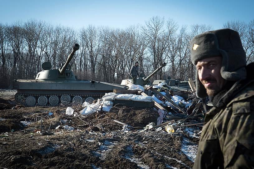 Если бои за Дебальцево прекратятся, это будет означать устранение главного препятствия на пути реализации мирных договоренностей, достигнутых в прошлый четверг в Минске в ходе переговоров лидеров России, Германии, Франции и Украины