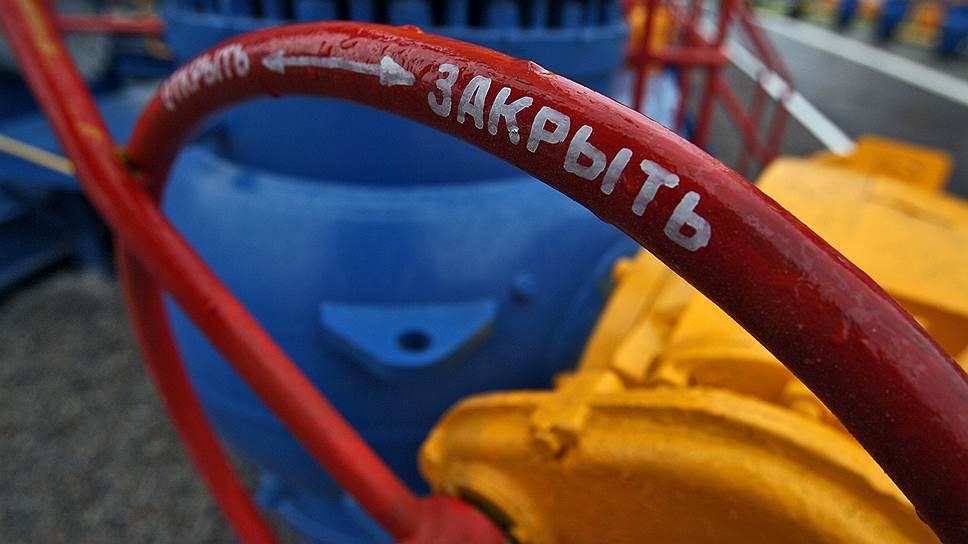 Как «Газпром» начал поставки газа в ДНР и ЛНР