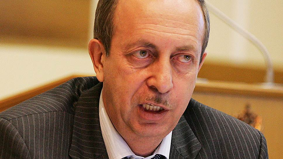 Александр Левинталь, много лет проработавший в правительстве Хабаровского края, перебирается в Еврейскую автономную область на пост врио губернатора