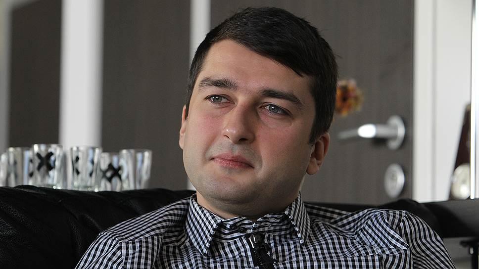 Роман Саркисов