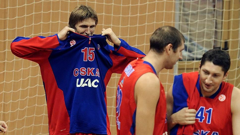 Андрей Кириленко набрал прощальную форму