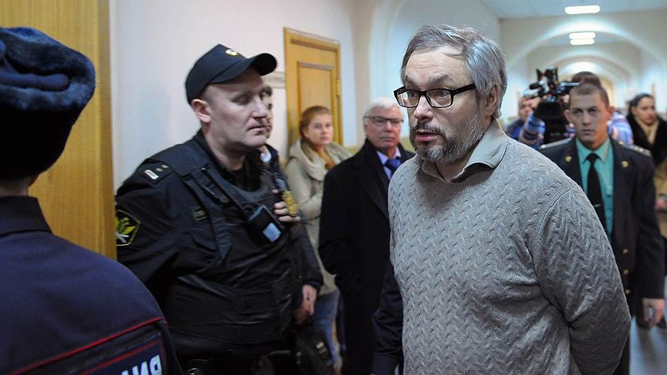 Выплата Глебом Фетисовым 14 млрд руб. кредиторам не отразилась на избранной ему мере пресечения