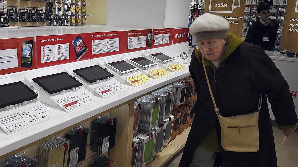 Почему поставки планшетов перешли к падению