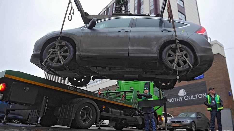 Как Госдума отменяет эвакуацию автомобилей в ряде случаев