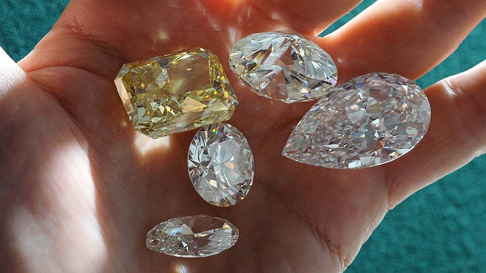Счетная палата переберет алмазы