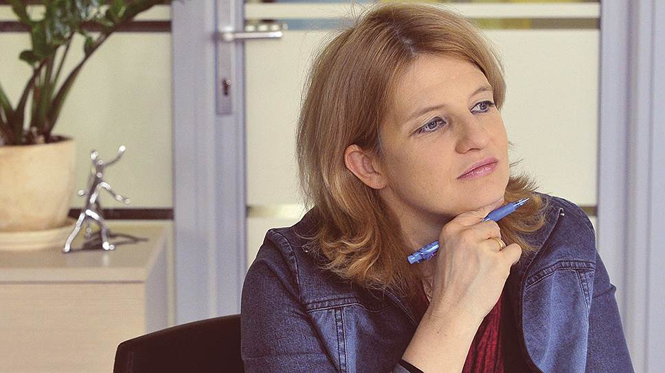Основатель и гендиректор InfoWatch Наталья Касперская