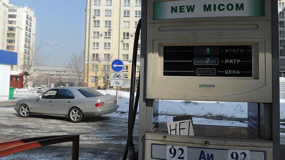 Как Казахстан залило российским бензином