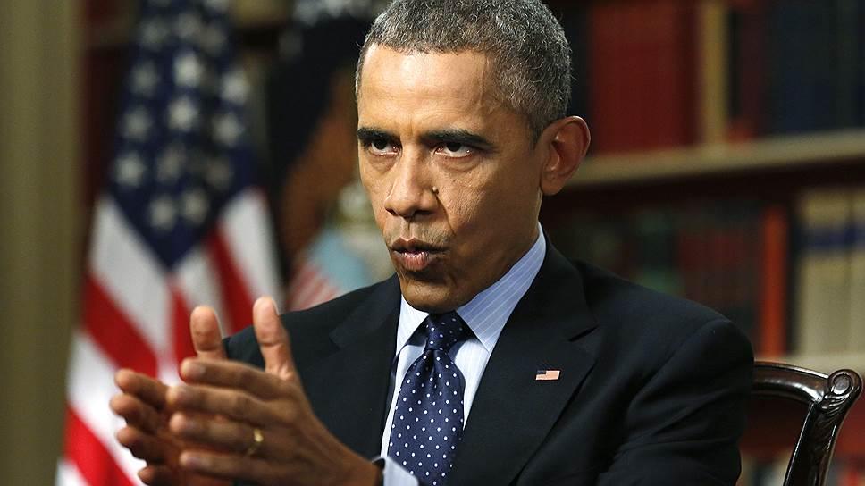 Президент США Барак Обама послал Европе ясный сигнал: санкционное давление на Россию следует продолжить