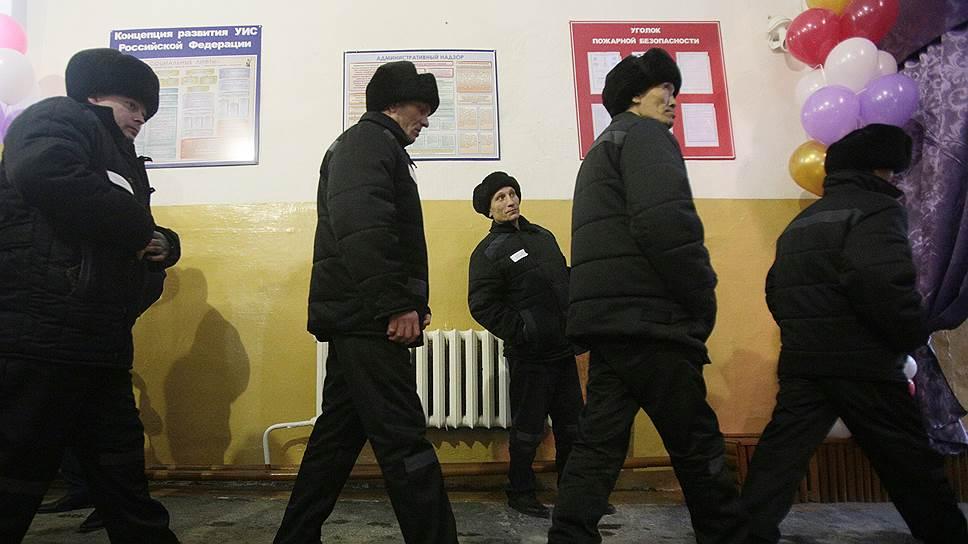 Если поправки в УК будут приняты Госдумой, некоторые зэки могут отправиться с вещами на выход