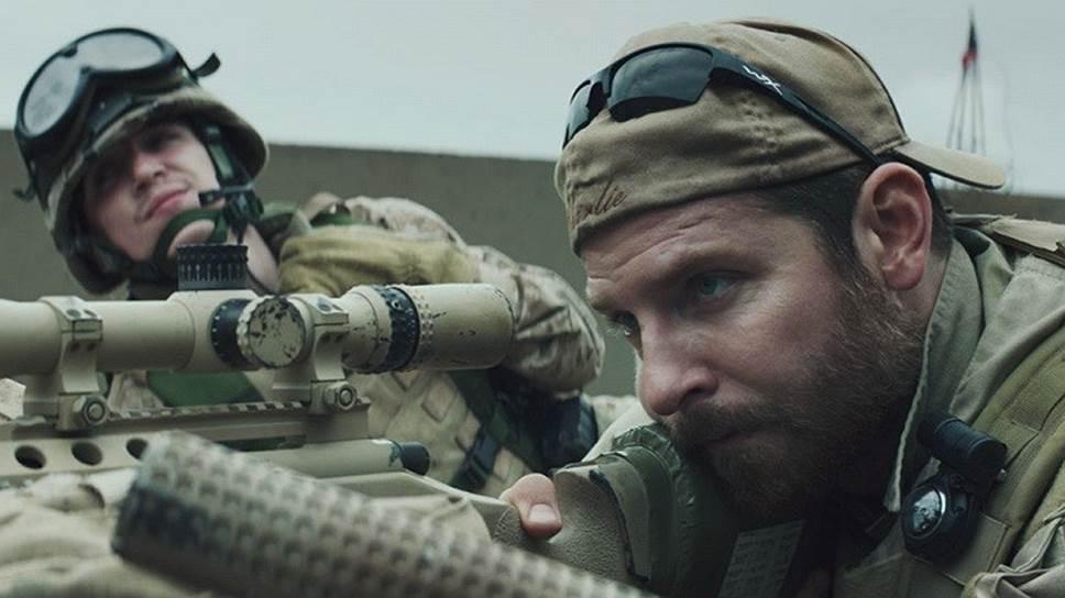 «Снайпер» лишен двойной оптики, свойственной многим фильмам Клинта Иствуда