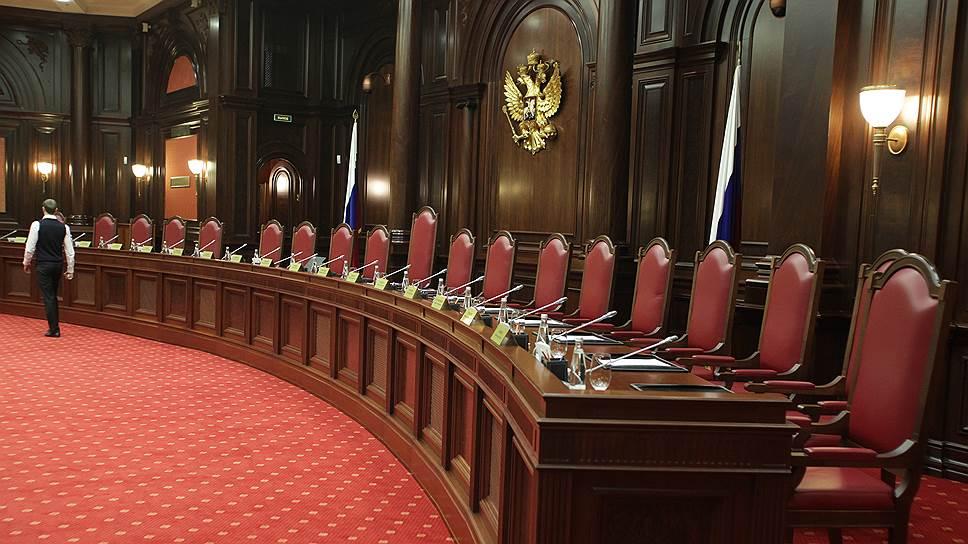 Как Конституционный суд занял безгражданственную позицию