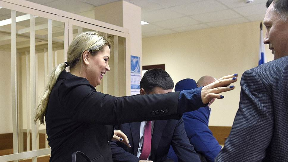 Евгения Васильева раскритиковала расчеты следствия