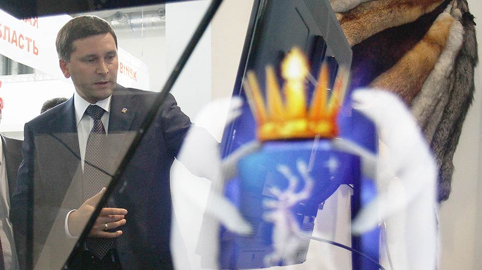 Губернатор Ямало-Ненецкого автономного округа (ЯНАО) Дмитрий Кобылкин