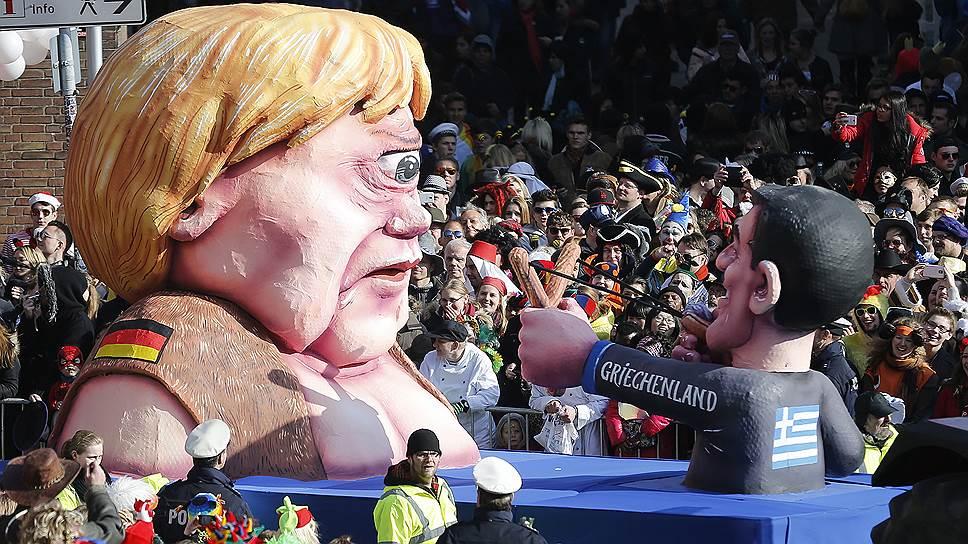 Власти Германии отвергли требования премьера Греции Алексиса Ципраса, пытавшегося пополнить бюджет страны за счет военных репараций