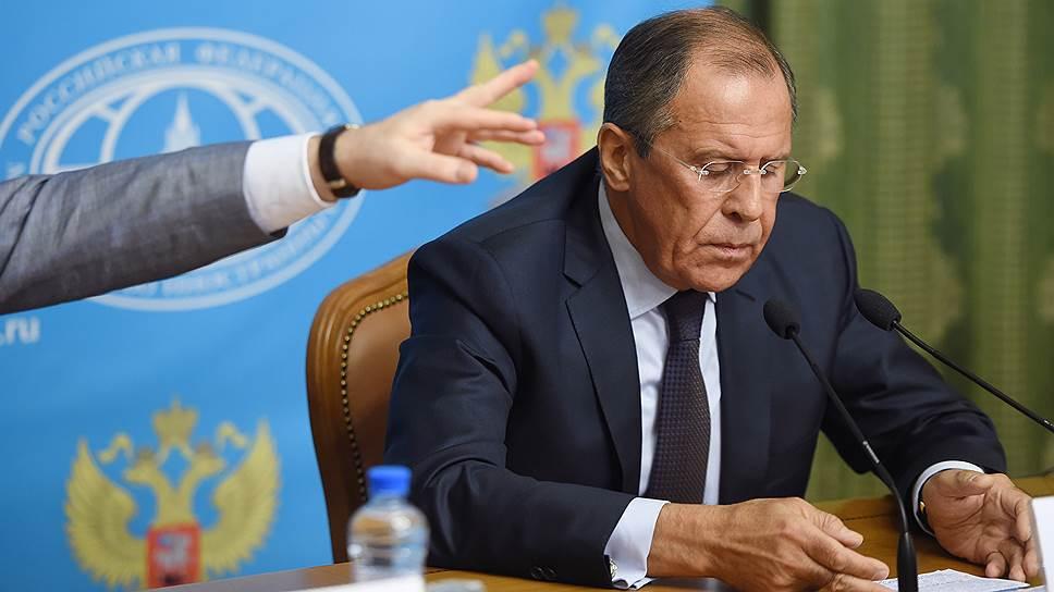 Как Сергею Лаврову подбирают заместителя по антитеррору