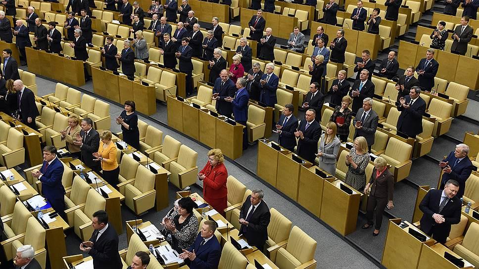 Госдума увеличит минимальную расплату