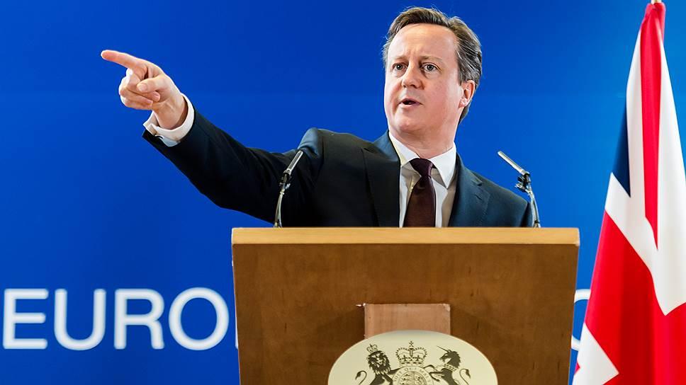 Премьер Великобритании Дэвид Кэмерон намерен направить существенные средства на борьбу с российским влиянием на соседние государства