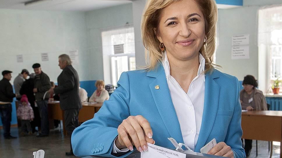 Выборы главы Гагаузии выиграла Ирина Влах, которую поддержала Россия