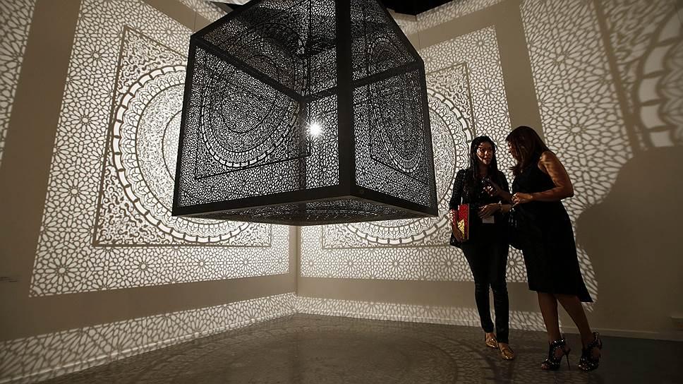 Объединенные арабские экспонаты
