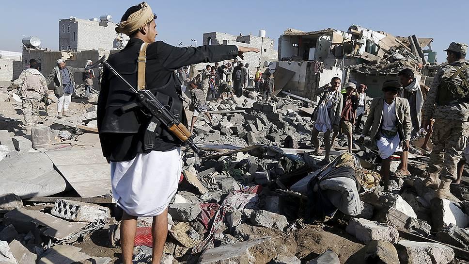 Как Саудовская Аравия пошла на конфликт в Йемене