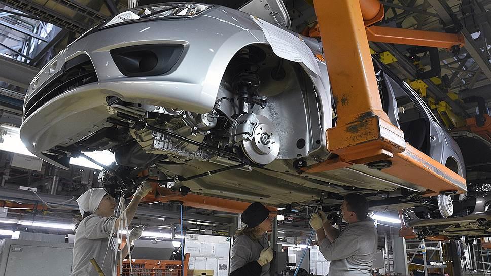 """Почему автозаводы просят отложить введение стандарта """"Евро-5"""""""