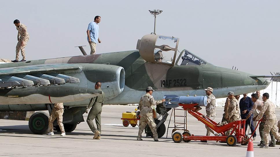 Российское оружие нашло арабовладельцев