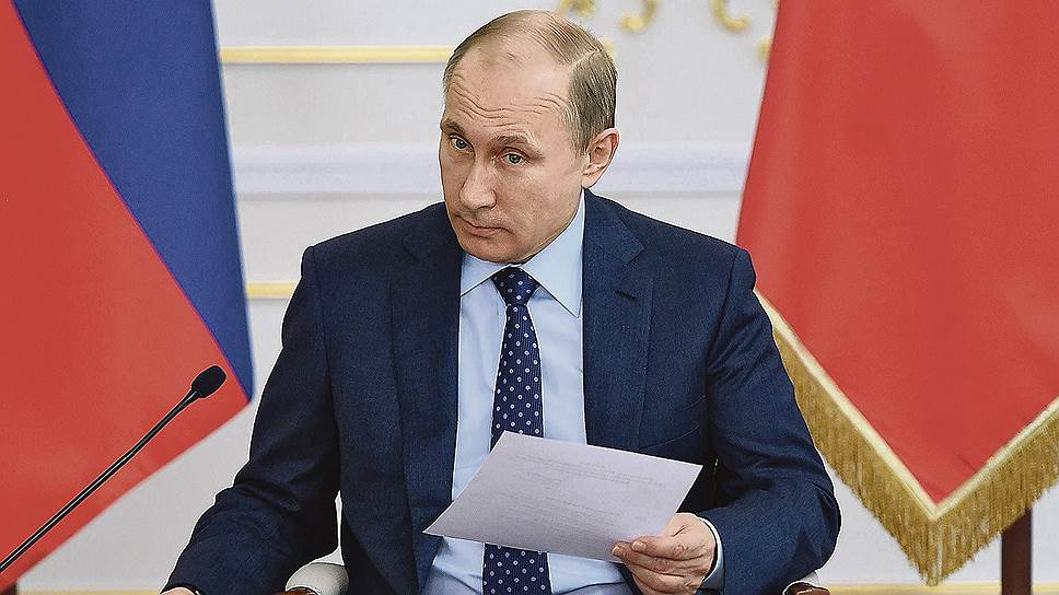 Как Владимира Путина системно запрограммировали