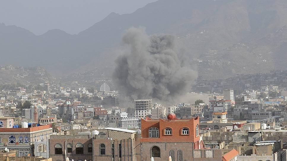 США втягиваются в йеменскую войну