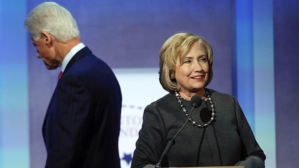 Как Хиллари Клинтон вступила в президентскую гонку