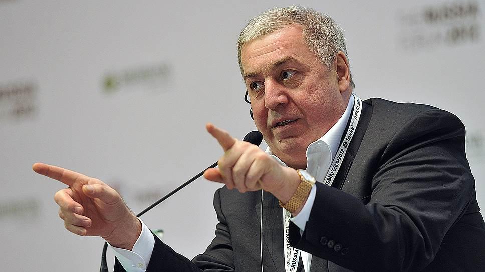 Михаил Гуцериев не упустит шансон