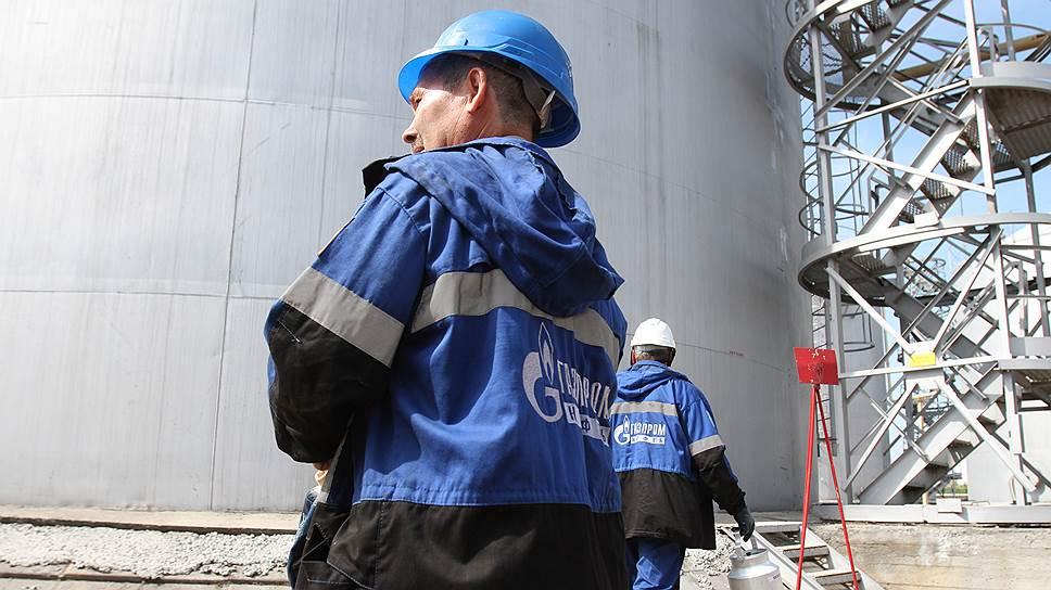 """Как """"Газпром"""" решился на """"Балтийский СПГ"""""""