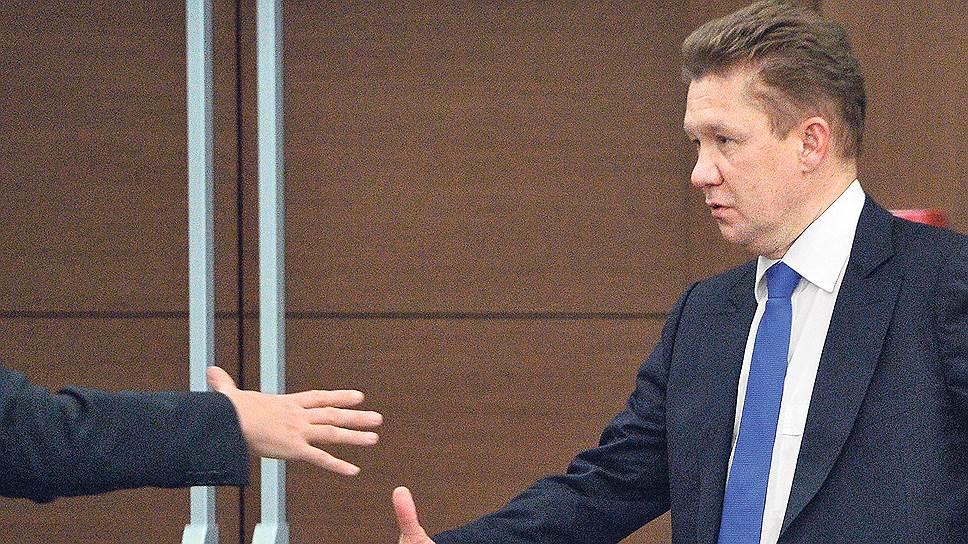 """""""Газпром"""" может признать Донбасс"""