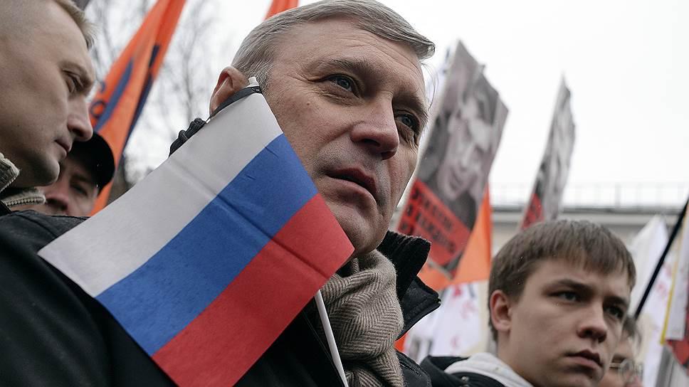 Как Конгрессу США представили «список Немцова»