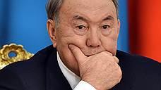 Нурсултан Назарбаев идет на пятый срок