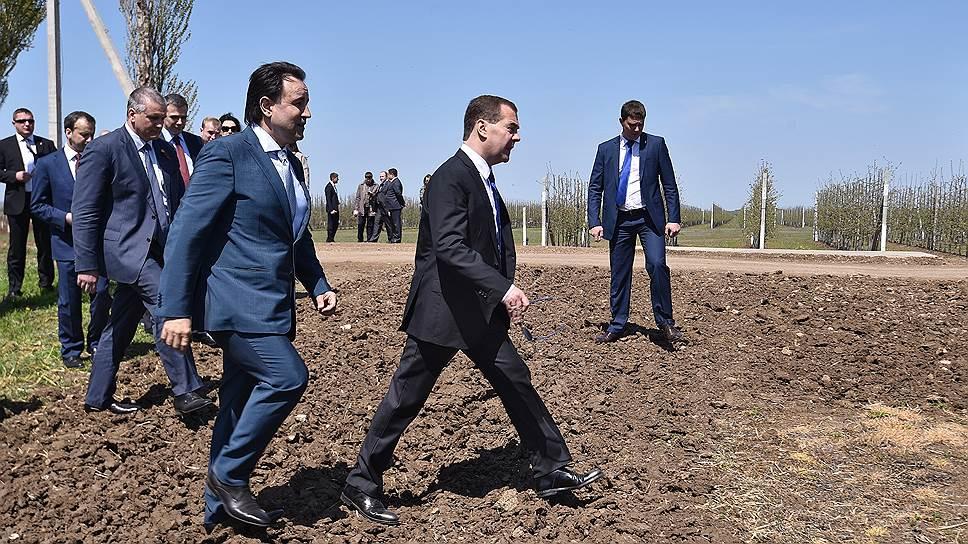 В Крыму зафиксированы первые резиденты