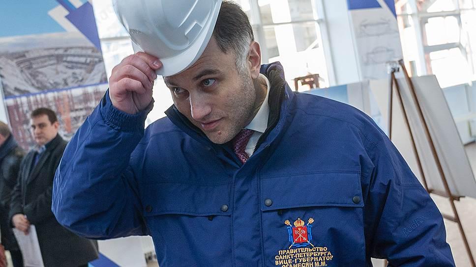 Георгий Полтавченко расстался с Маратом Оганесяном