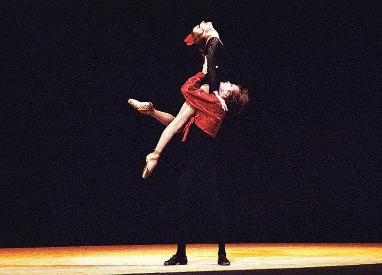 Виктор Барыкин и Майя Плисецкая. «Кармен-сюита», Большой театр, 1985 год