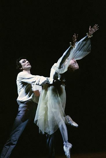 Борис Ефимов и Майя Плисецкая. Творческий вечер, посвященный 60-летнему юбилею Майи Плисецкой, Большой театр, 1985 год