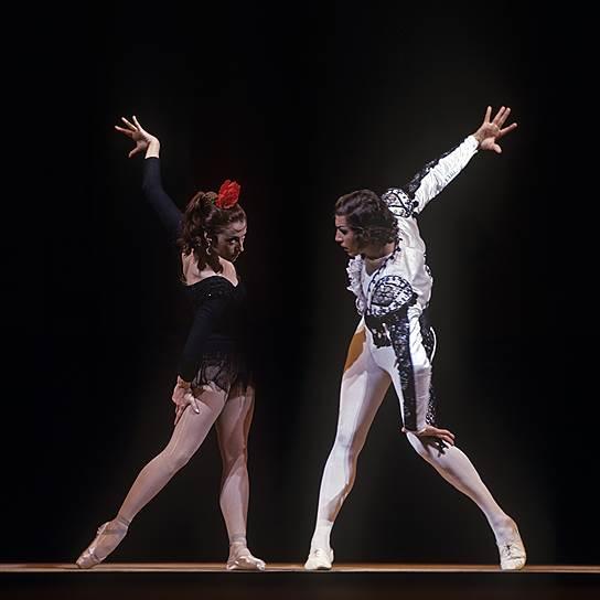 «Кармен-сюита», Большой театр, 1971 год