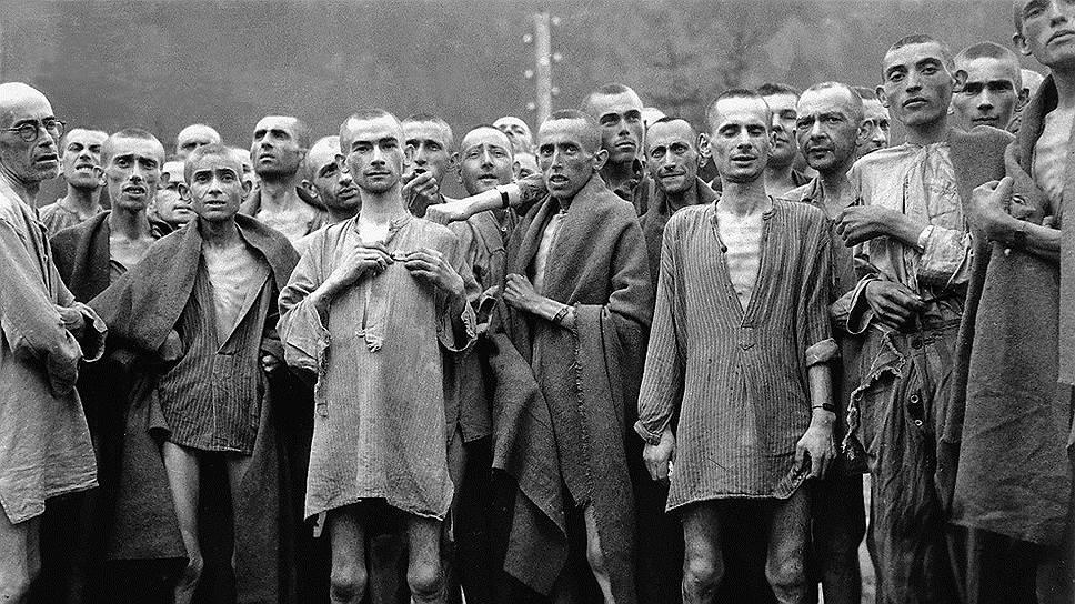 Фильм Андре Сингера «Наступит ночь» показывает хронику освобождения концлагерей Советской армией в незабываемо ужасных подробностях