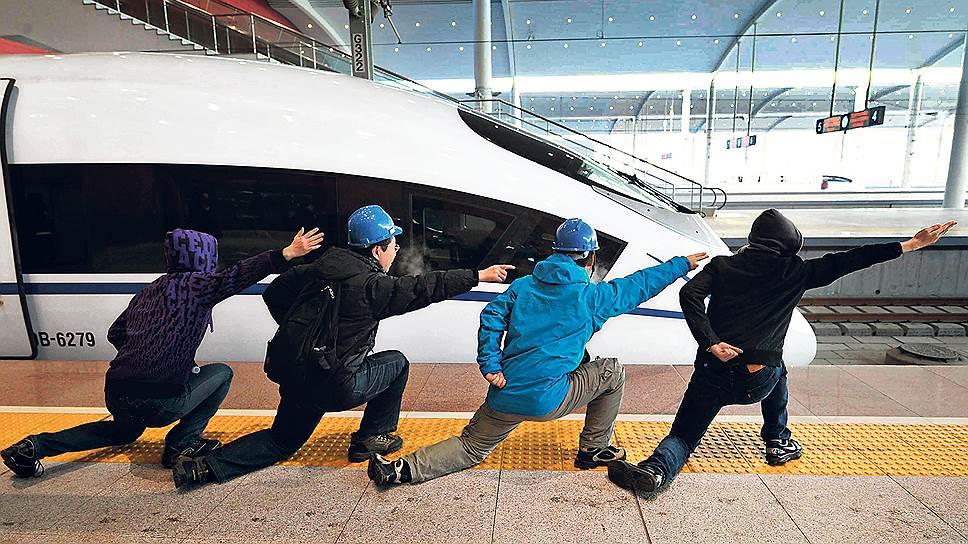Ветка по-пекински