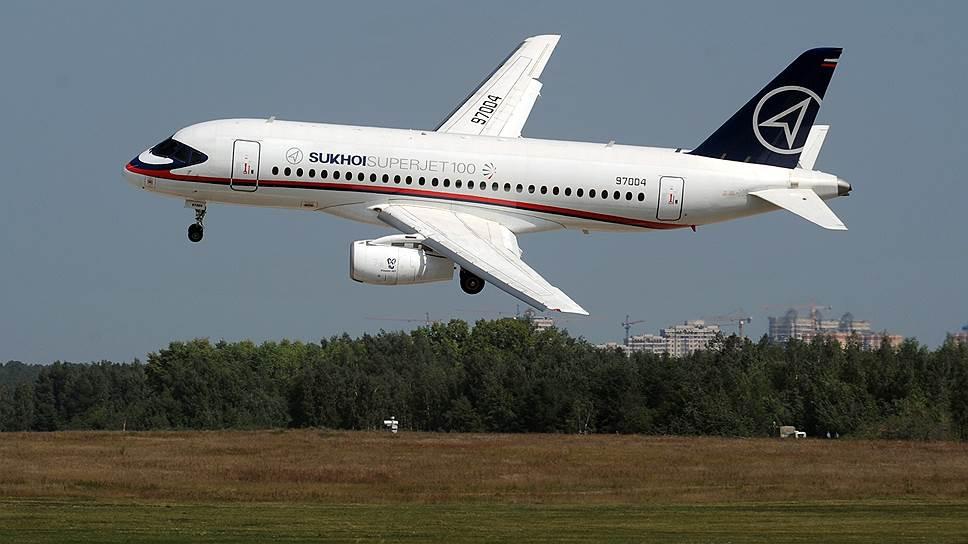Sukhoi Superjet 100 долетит до Азии