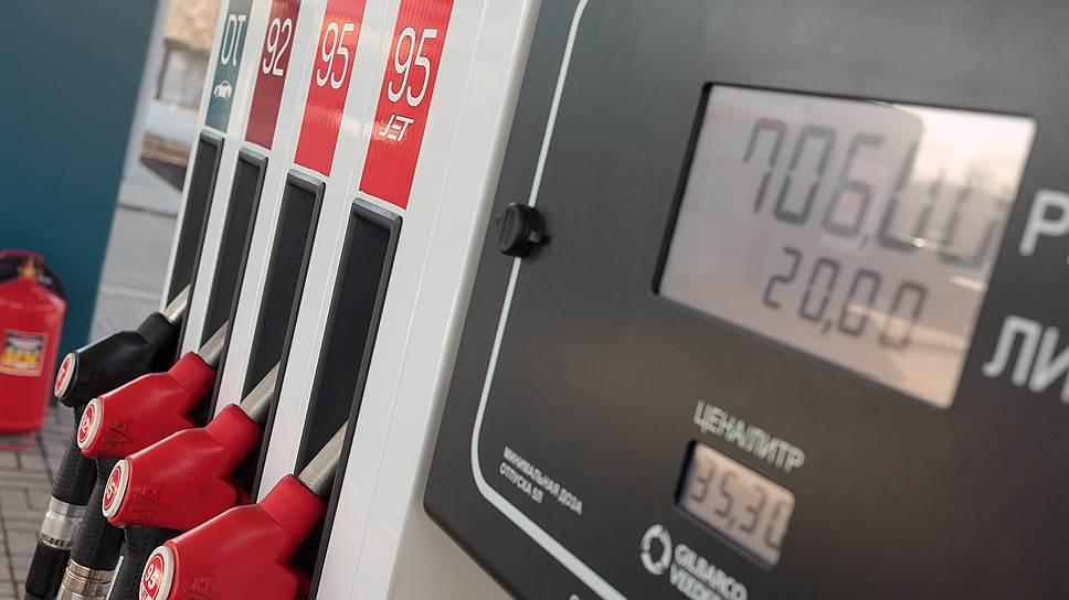 Как началась проверка качества топлива на АЗС