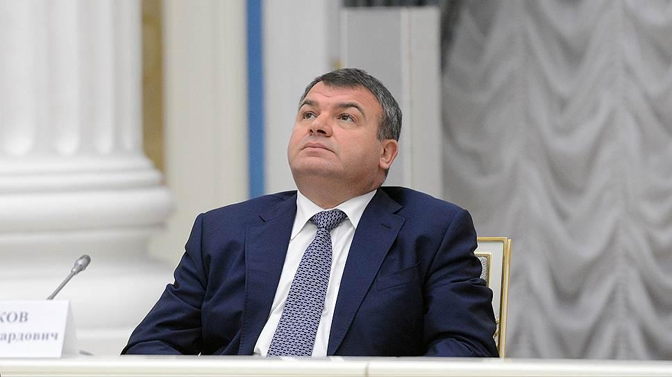 Как Анатолия Сердюкова защитили от расследования