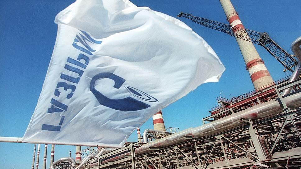 «Газпром» потерял пятую часть экспорта