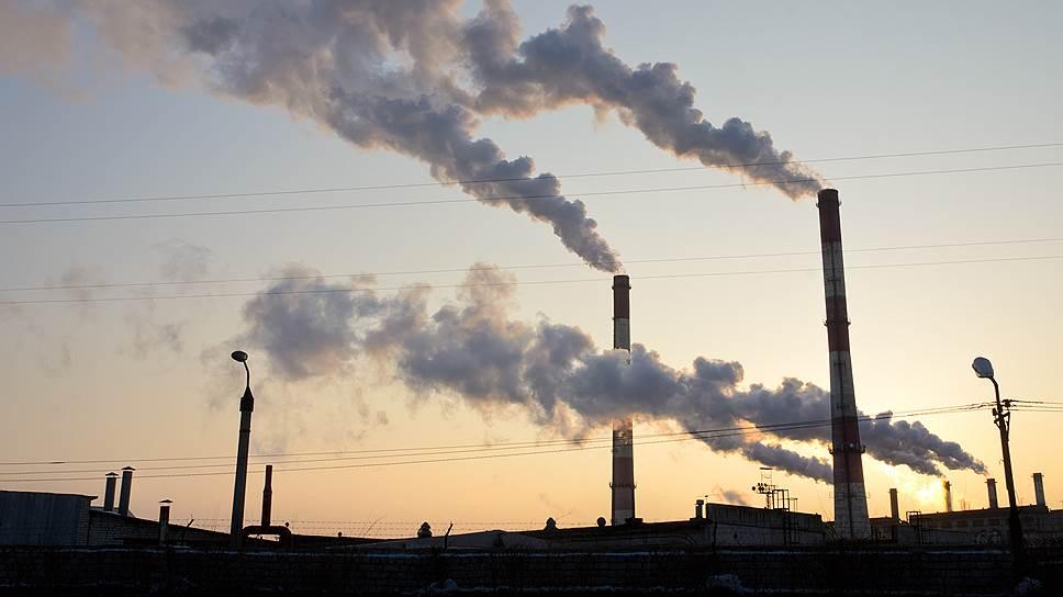 Парниковые газы ждут тепличных условий