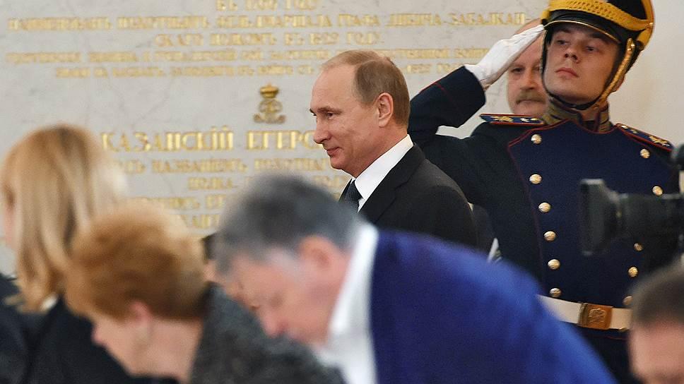 Как в Кремле проходили занятия русскому языку