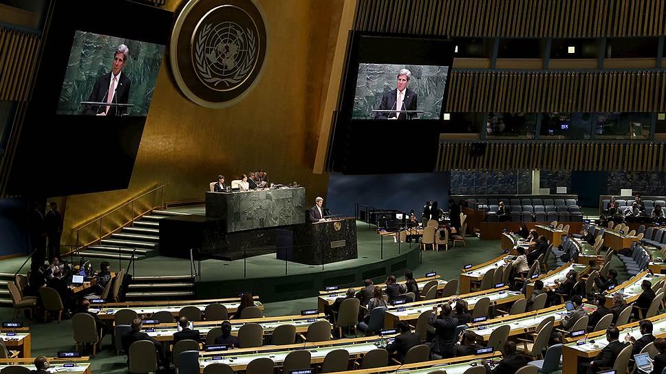 Под режим нераспространения ядерного оружия подложили бомбу