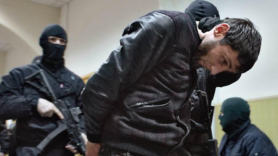 Как в признании Заура Дадаева не нашли состава преступления